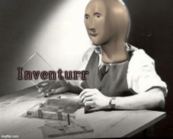 Stonks Inventurr Blank Template - Imgflip