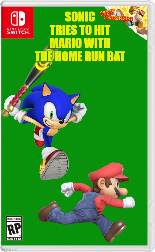 Fake Switch Games Sonic The Hedgehog Memes Gifs Imgflip