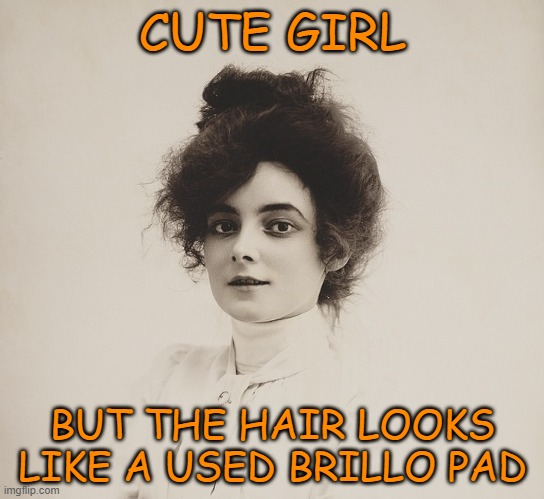 Bad Hair Day Vintage