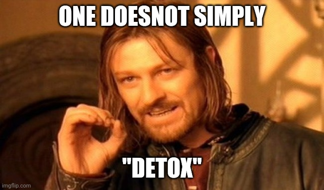 "There is no such thing as a body ""cleanse"" 