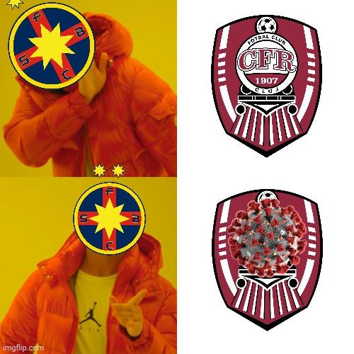 CFR 1907 Cluj v FCSB  |Fcsb- Cfr Cluj