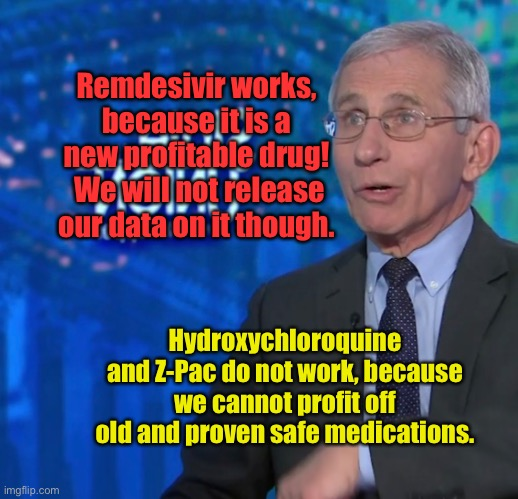 "Dr. ""The Bungler"" Fauci 