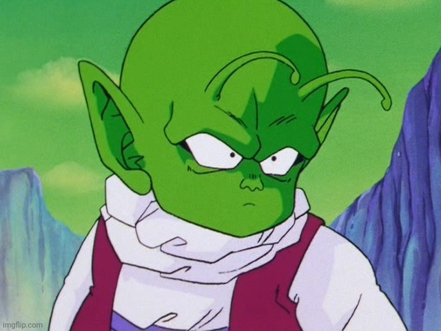 Quoter Dende (DBZ) | image tagged in quoter dende dbz | made w/ Imgflip meme maker