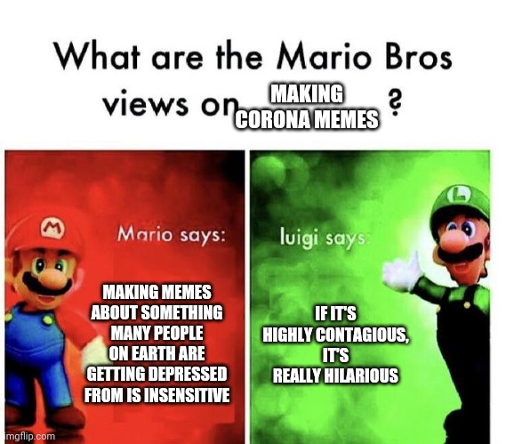Luigi Memes Gifs Imgflip