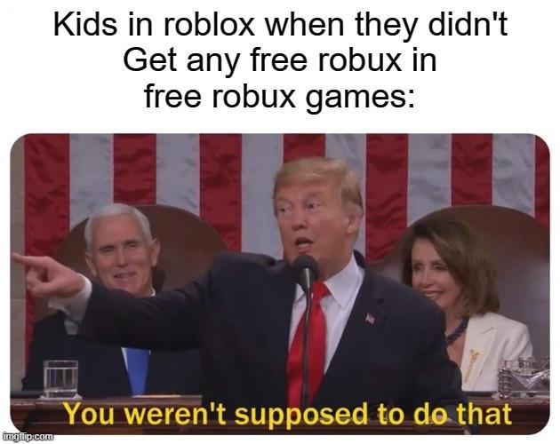 Lol Roblox Kids Imgflip