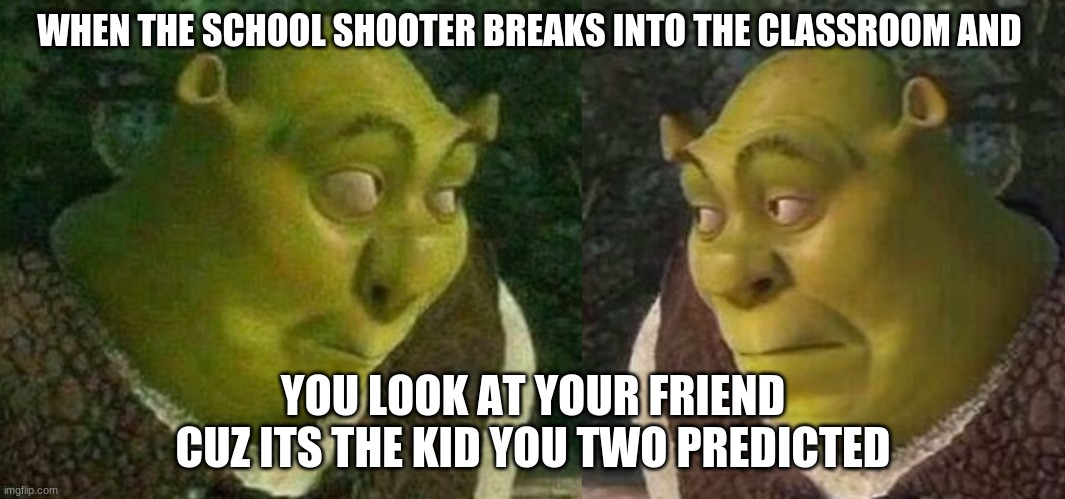 Repost Shrek Face Memes Gifs Imgflip