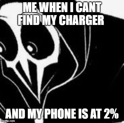 ME WHEN I CANT FIND MY CHARGER; AND MY PHONE IS AT 2% | image tagged in surprised | made w/ Imgflip meme maker