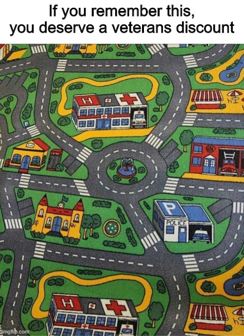 Only the real ones remember playing with this |  If you remember this, you deserve a veterans discount | image tagged in memes,funny,cars,memories,right in the childhood | made w/ Imgflip meme maker