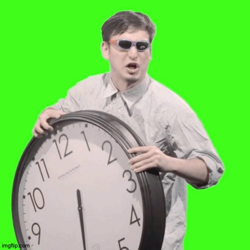 It's Time To Stop | image tagged in it's time to stop | made w/ Imgflip meme maker
