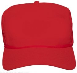 blank red MAGA hat Meme Template