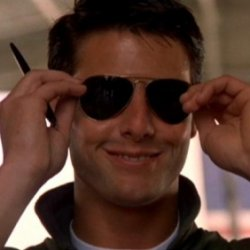Top Gun Tom Cruise Meme Template