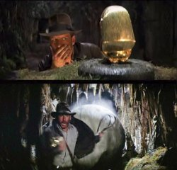 Indiana Jones Meme Template