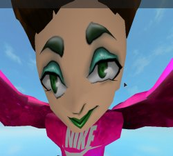 roblox james charles glitch Meme Template