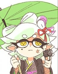 Marie with a gun Meme Template