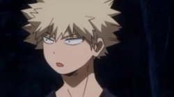 Confused Bakugou Meme Template
