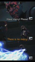 No mercy Meme Template