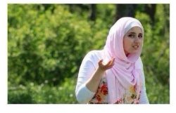 Confused Muslim Girl Meme Template