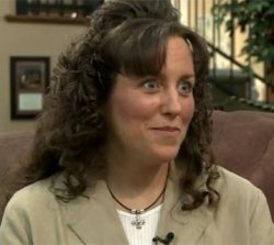 Crazy Michelle Duggar Meme Template