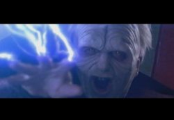 Darth Sidious unlimited power Meme Template
