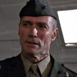 Clint Eastwood Gunny Highway Meme Template