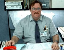 Office Space Nerd Meme Template