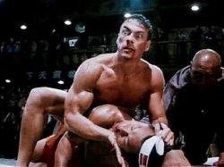 Bloodsport Happy Birthday Meme Template