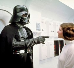 Darth Vader finger pointing Meme Template