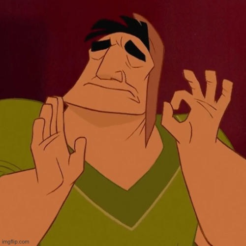 When X just right | image tagged in when x just right | made w/ Imgflip meme maker