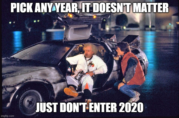 Back To The Future Imgflip
