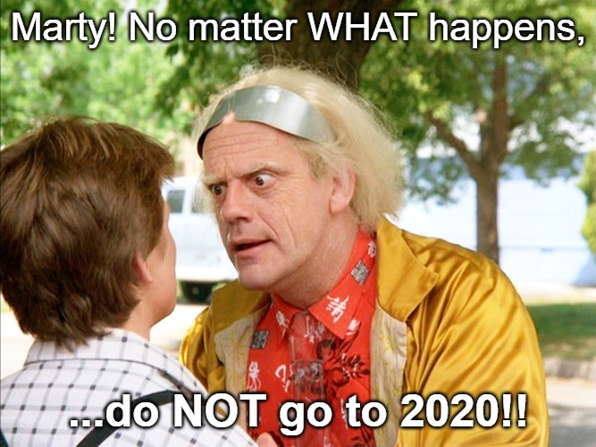 Back To The Future Memes Imgflip