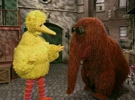 426153183462104243 further Sesame Street Characters Snuffleupagus in addition Sesame Street Sign in addition Big Bird And Snuffy furthermore Business Big bird. on oscar from sesame street costume