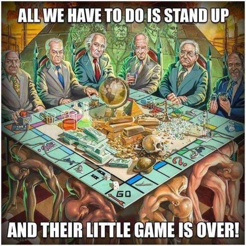 Stand UP, America! - Imgflip
