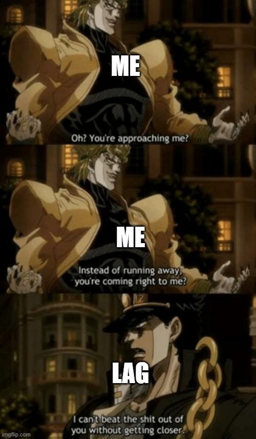 Oh You Re Approaching Me Meme - Meme Pict