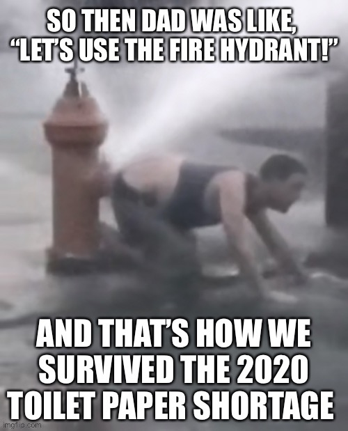Coronavirus Memes Fire Hydrant Bidet Imgflip
