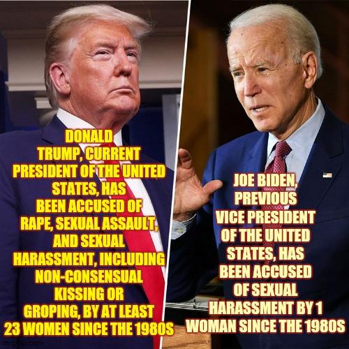 Trump Biden - Imgflip