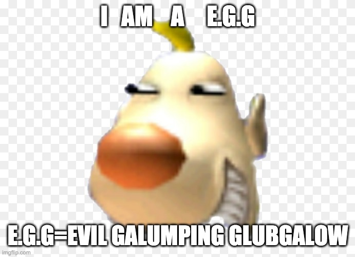 Louie From Pikmin Imgflip