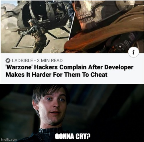 Gaming Warzone Memes Gifs Imgflip