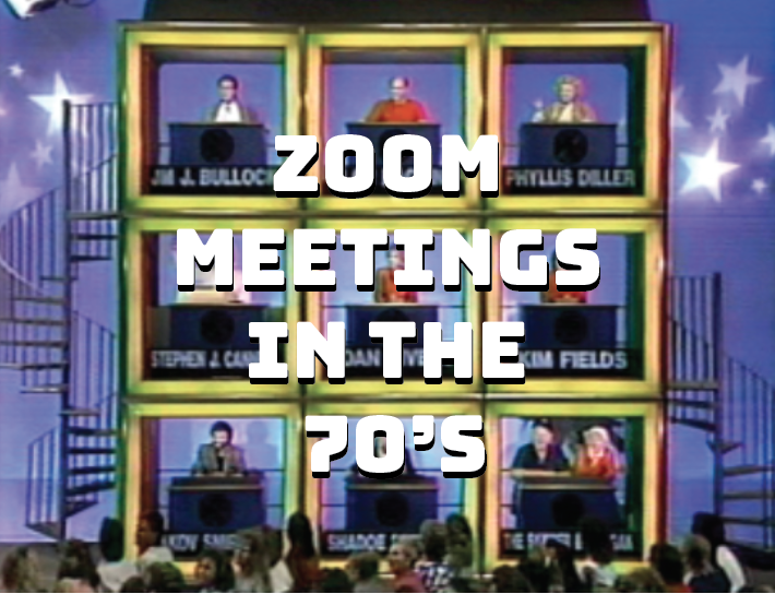The Original Zoom Meeting Blank Template Imgflip