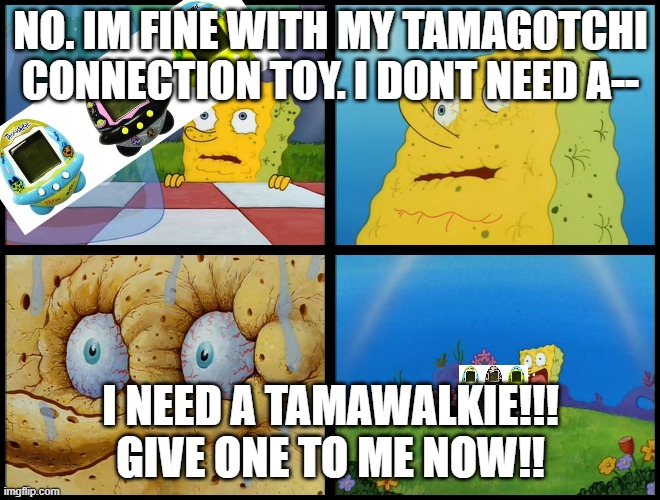 "Spongebob - ""I Don't Need It"" (by Henry-C) 