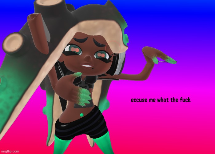 excuse me what the fuck Marina edition | image tagged in excuse me what the fuck marina edition | made w/ Imgflip meme maker
