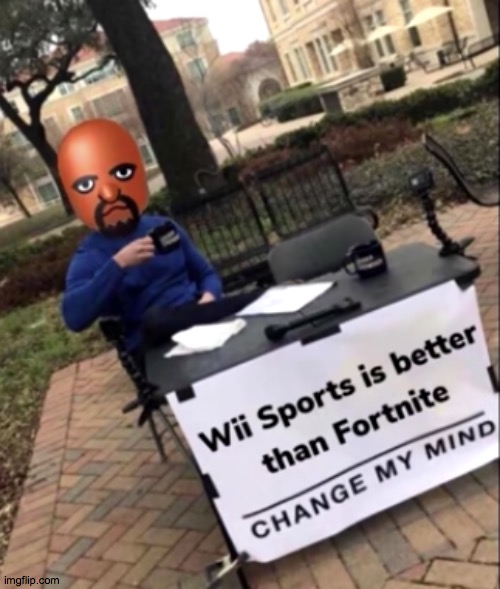 Wii | image tagged in memes,wwii,tennis | made w/ Imgflip meme maker