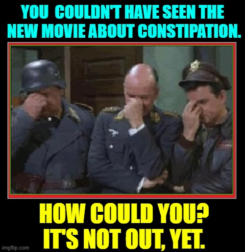 """I Hated It."" —Gladimhere Poopin, Russian Movie Critic 