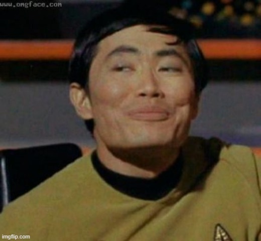 sulu | image tagged in sulu | made w/ Imgflip meme maker