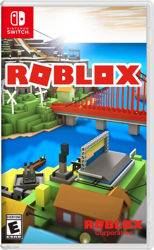 Roblox Nintendo Ds Fake Switch Games Roblox Memes Gifs Imgflip