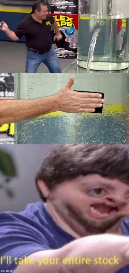 The magicalness of flextape | image tagged in flex tape,magicalness,is,totally,a real,word | made w/ Imgflip meme maker