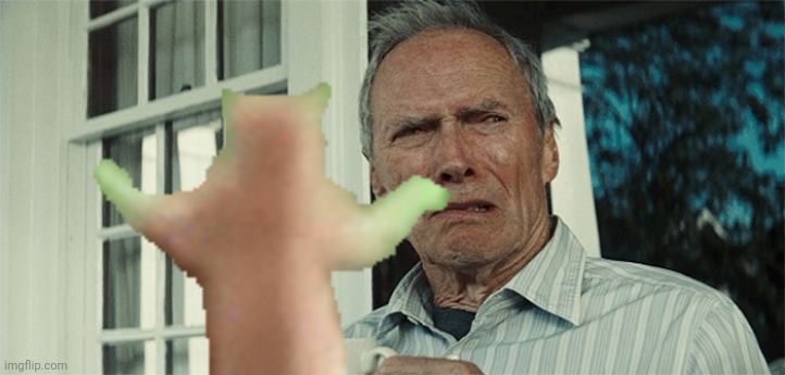 Clint Eastwood WTF | image tagged in clint eastwood wtf | made w/ Imgflip meme maker