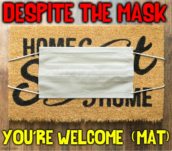 "The New Normal for ""You're Welcome"" 