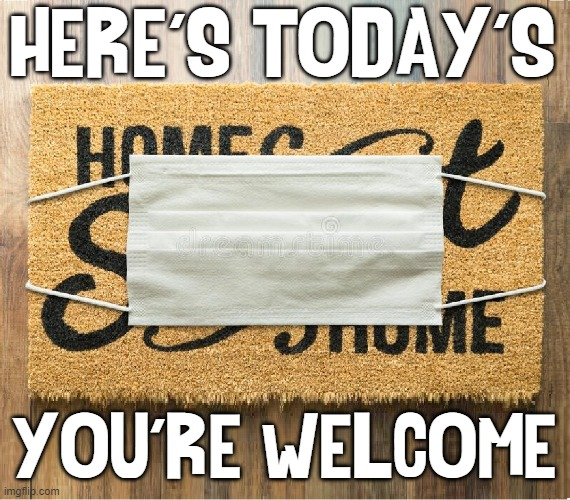 "I'm for getting life back to normal... and not the ""New Normal,"" either 
