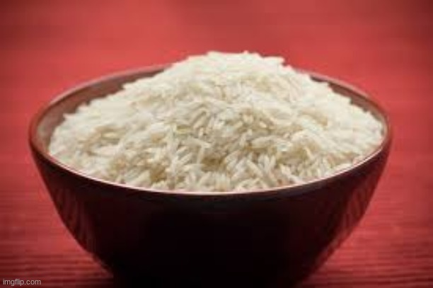 All this rice | image tagged in all this rice | made w/ Imgflip meme maker