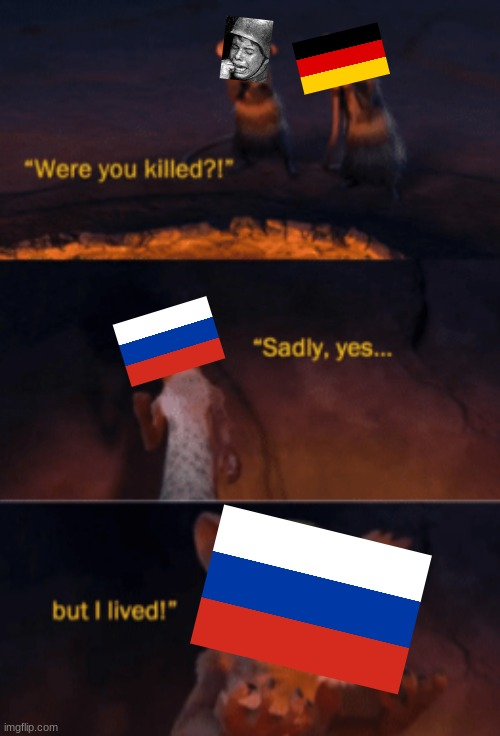 and thats when the dead men are marching again | image tagged in were you killed,ww1,russia,the attack of the dead men | made w/ Imgflip meme maker